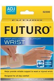 Image 0 of Futuro Brand Wrist Brace Wraparound 1X1 Each By Beiersdorf / Futuro Inc