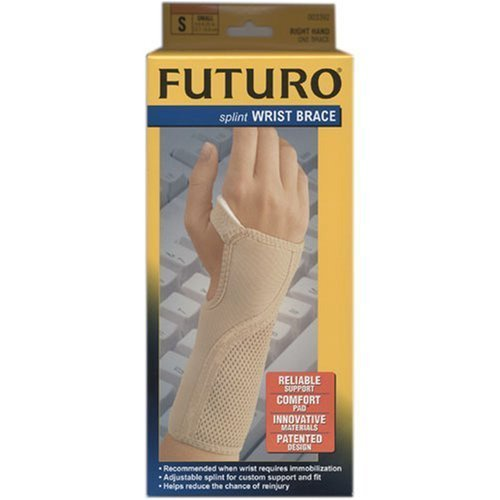 Image 0 of Futuro Brand Wrist Brace Rt Small 1X1 Each By Beiersdorf / Futuro Inc