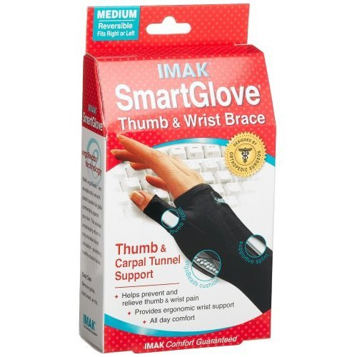 Image 0 of Smart Glove With Thumb Support Medium Rvb 1X1 Each By Imak Products
