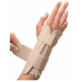 Image 0 of Wrist Stabilizer Large/Extra Large Arge 1X1 Each By Mueller Sports Medicine Inc