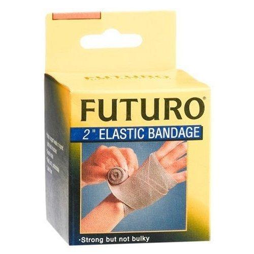 Futuro Elastic Bandage 2In 1X1 Each By Beiersdorf / Futuro Inc