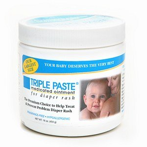 Triple Paste Medicated Ointment 1 Lb