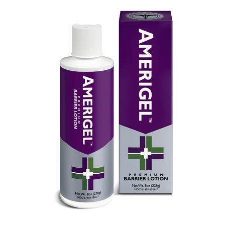 Amerigel Barrier Lotion 8 oz 24 In Each : Case One: Case