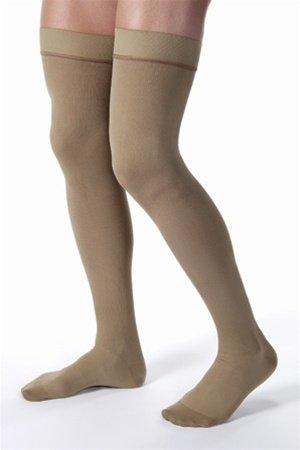 Image 0 of Jobst For Men Thigh-Hi 20-30mmhg Medium 1 In Each : Box One: Box