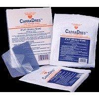 Carradres Clear Hydrogel 4 X 4 10 In Each : Box One: Box