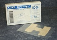 Derma Sceinces - Uc Strip Catheter Tubing Fastener 20 In Each : Box One: Box