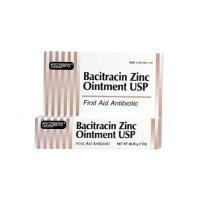Fougera - Bacitracin Zinc Ointment 1 Lb Jar 12X16oz In Each : Box One: Box