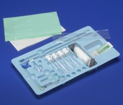 Image 0 of Curity Adult Lumbar Puncture Tray 20 In Each:Box One:Box