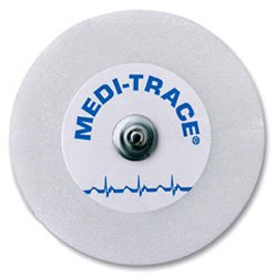 Image 0 of Meditrace Electrode Round Foam Wet 100 In Each:Box One:Box