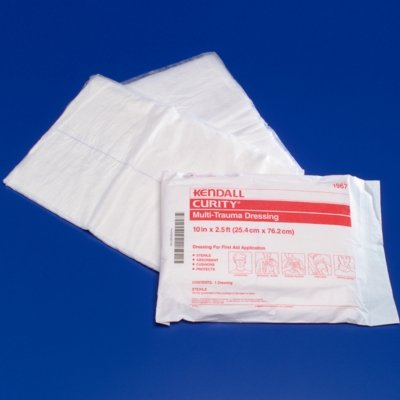 Image 0 of Curity Multi Trauma 10 X 30 Steril 50 In Each : Case One: Case