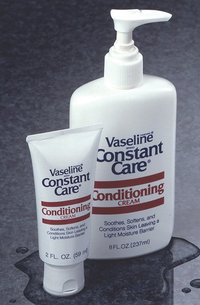 Image 0 of Vaseline Constant Care Cream 8 oz. 12 In Each : Case One: Case