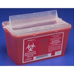 Image 0 of Sharps Container 8 Quart 20 In Each: Box One: Box