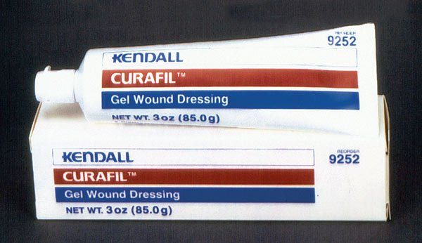 Image 0 of Curafil 3 oz. 12 In Each : Case One: Case
