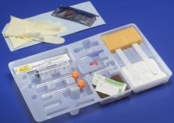 Image 0 of Amniocentesis Tray With 20Ga X 1.5 10 In Each:Box One:Box