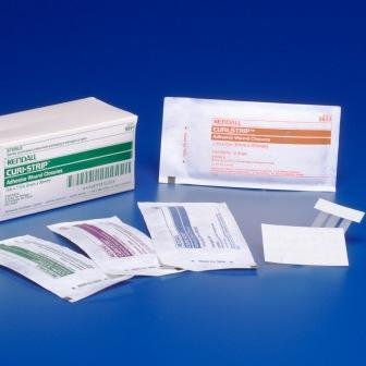 Image 0 of Curi-Strip Adhesive Wound 1/4 X 3 50 In Each:Box One:Box