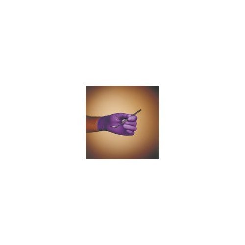 Kimberly Clark Corp - Dental Nitrile Purple Glove Large 10 In Each : Case