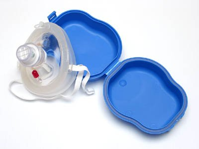 Mdi Cpr Micromask-O2 10 In Each : Case One: Case