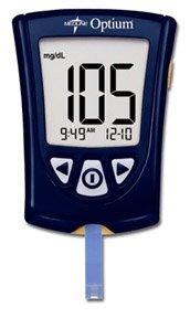 Medisense Optium Glucose Test Strips 50's 12 In Each : Case One: Case