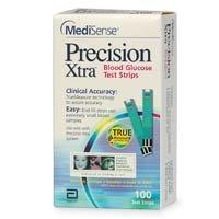Medisense Precision Xtra Glucose Strip 50's 12 In Each : Case One: Case