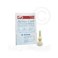 Active Cath Mentor Medium 28mm Male 100 In Each : Box One: Box