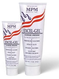 Image 0 of Mpm Hydrogel Dressing 1 oz. 30 In Each : Box One: Box