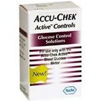 Roche Diagnostics - Accu-Chek Active Glucose Control 6 In Each : Case