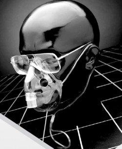 Salter - Aerosol Mask 50 In Each : Box One: Box