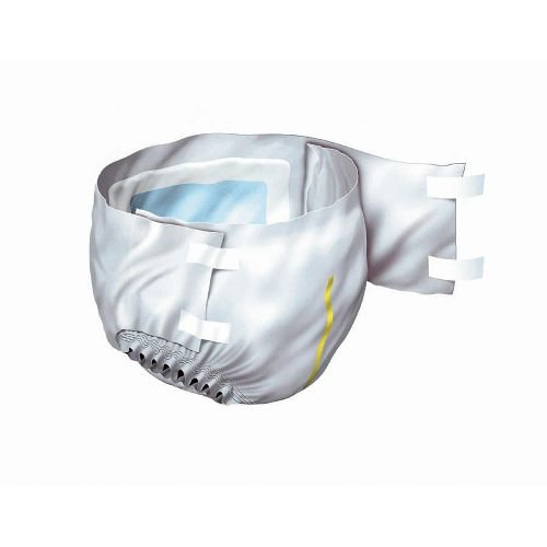 Sca Incontinence - Dry Comfort Extra Adlt Brief Large 6 In Each : Case One: Case
