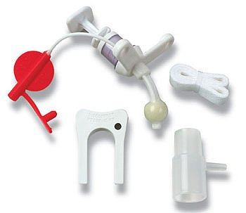 Smiths Medical - Bivona Neonatal Trach Tube 3.5mm One In Each : Case One: Case