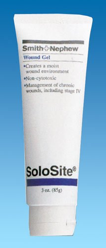 Image 0 of Smith & Nephew - Solosite 3 oz. Wound Gel Tube 12 In Each : Box One: Box