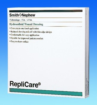 Image 0 of Smith & Nephew - Replicare 4 X 4 5 In Each : Box One: Box