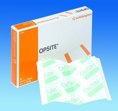 Image 0 of Smith & Nephew - Opsite Transparent Adh 5.5 X 10 20 In Each : Box One: Box