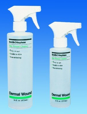 Image 0 of Smith & Nephew - Dermal Wound Cleanser 8 oz. 12 In Each : Case One: Case