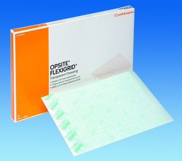 Image 0 of Smith & Nephew - Opsite Flexigrid 4 3/4 X 10 20 In Each : Box One: Box