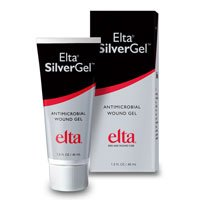Image 0 of Elta Silver Wound Gel 1.5 oz Tube12 In Each: Case