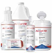 Virox - Accel Tb Disinfectant 32 oz 12 In Each Case