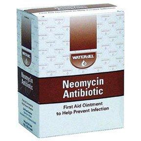 Waterjel - Neomycin Ointment 1/32 oz (1Each/Pk) 144 In Each : Box One: Box