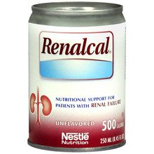Renalcal Unflavored Liquid 24X250ml