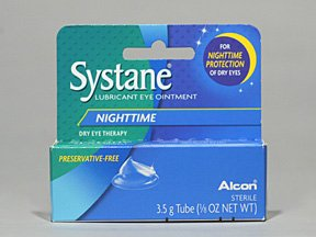 Image 0 of Systane Lubricant Eye Ointment 3.5 Gm