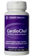 Cardiochol Complex 75 Ct 1 By Quality Of Life