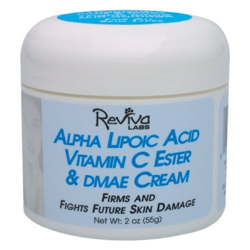 Alpha Nite Cream W/Dmea & C 2 oz 1 By Reviva Labs