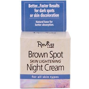 Image 0 of Brown Spot Night Cream 1.5 oz 1 By Reviva Labs
