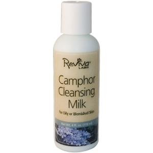 Image 0 of Camphor Cleansing Milk 4 oz 1 By Reviva Labs