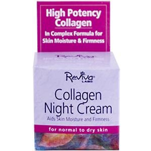Image 0 of Collagen Cream 1.5 oz 1 By Reviva Labs