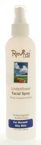 Image 0 of Facial Spray Linden Folwer 8 oz 1 By Reviva Labs