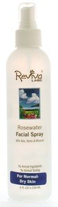 Image 0 of Facial Spray Rose 8 oz 1 By Reviva Labs