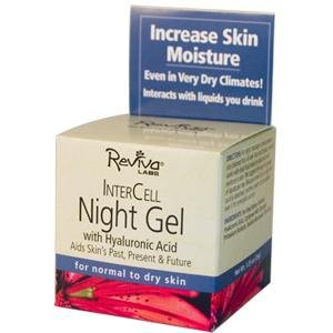 Image 0 of Intercell Night Gel 1.25 oz 1 By Reviva Labs