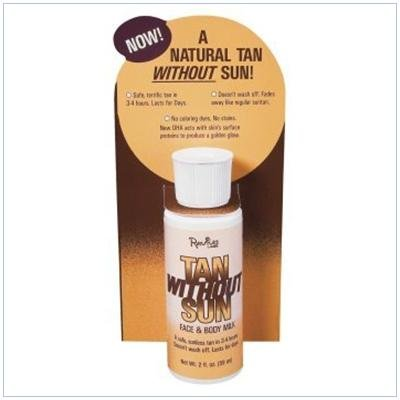 Image 0 of Tan Without Sun 2 oz 1 By Reviva Labs