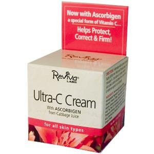 Image 0 of Ultra C Cream 1.5 oz 1 By Reviva Labs