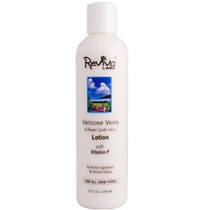 Image 0 of Varicose Veins Lotion 8 oz 1 By Reviva Labs